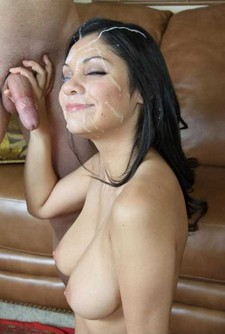 Satisfied Cumslut.